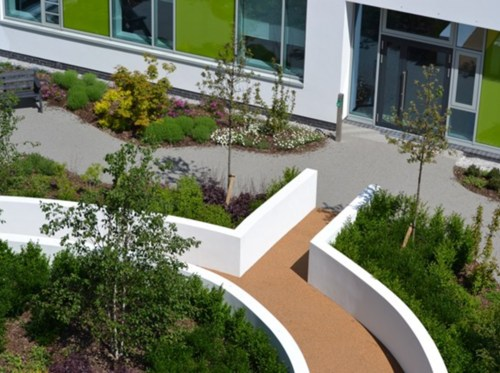 Cameron Landscapes Ltd - winner Commercial & Public Authority Over £50,000