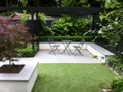 Garden Design & Build - winner Private Gardens £10,000 - £30,000