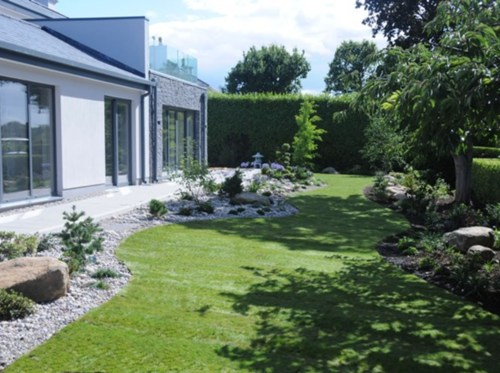 Cameron Landscapes Ltd - winner Private Gardens £10,000 - £25,000