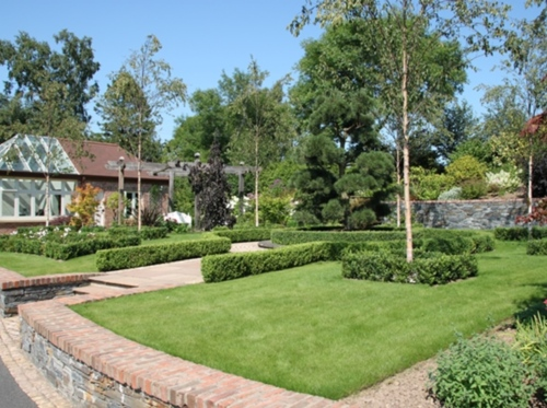Cameron Landscapes Ltd - winner Private Gardens Over £30,000