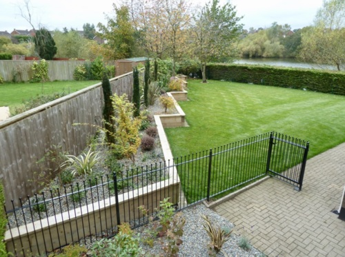 FBN Landscapes - winner Private Gardens Under £10,000