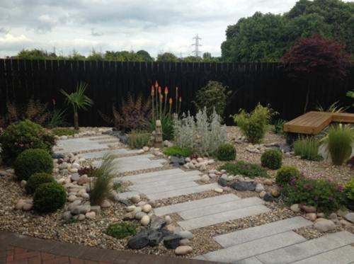 Nature at Work - winner Private Gardens Under £10,000
