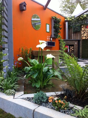 ALCI MEMBERS GARDEN DESIGN & BUILD CLAIMS GOLD AT GARDEN SHOW